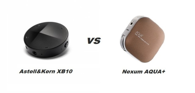 Astell&Kern XB10 vs Nexum Aqua+